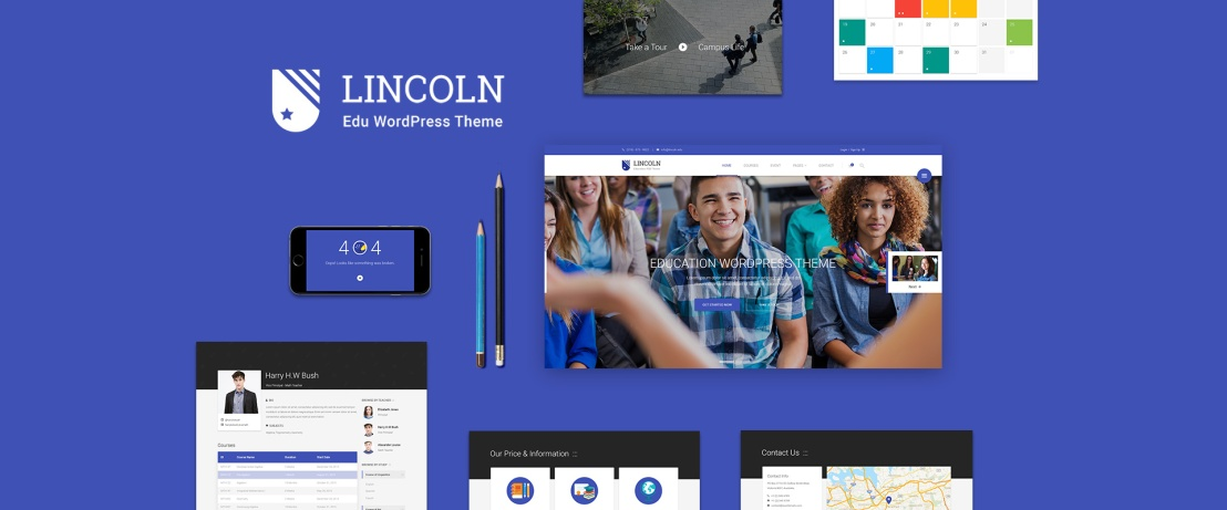 Lincoln Theme 1.4 Release & New Feature!